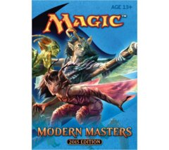 BOOSTER MODERN MASTERS 15