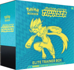 ELITE TRAINER LOST THUNDER