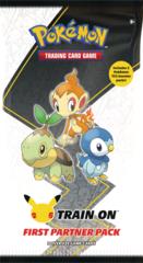 Pokemon TCG: First Partner Pack (Sinnoh)