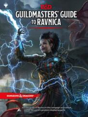 5TH ED GUILDMASTER GUIDE TO RAVNICA