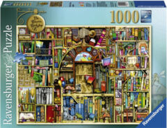 PUZZLE 1000 BIZARRE BOOKSHOP #2