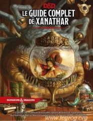5TH ED FR XANATHAR GUIDE