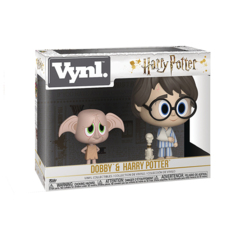 FIG DOBBY & HARRY POTTER