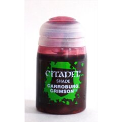 PAINT 24ML CARROBURG CRIMSON