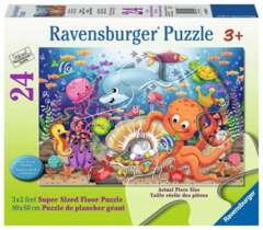 PUZZLE 24 FISHIES FORTUNE