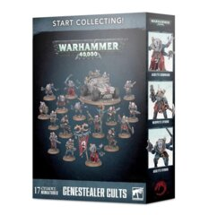 40K GENESTEALERS START COLLECTING