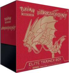 ELITE TRAINER BREAKPOINT XY