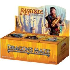 BOX DRAGON MAZE