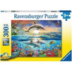PUZZLE 300 DOLPHIN PARADISE