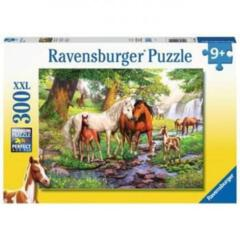 PUZZLE 300 HORSES BY THE STREAM