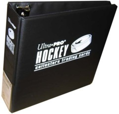 BINDER 3IN BLACK HOCKEY