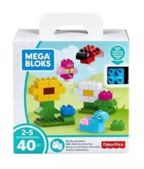 FIG MEGA BLOKS MY BUG BUDDIES