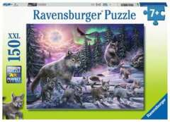 PUZZLE 150 NOTHERN WOLVES