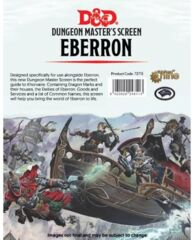 5TH ED SCREEN EBERRON