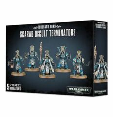 40K SCARAB OCCULT TERMINATORS