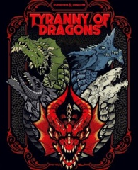 5TH ED HOBBY TYRANNY OF DRAGONS