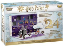HARRY POTTER. ADVENT CALENDAR (PLATEAU)