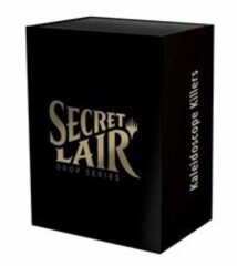 SECRET LAIR KALEIDOSCOPE KILLERS (STAINED-GLASS WALKER NOT INCLUDED)