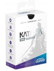 Ultimate Guard - Katana Sleeves - Japanese Size - Black