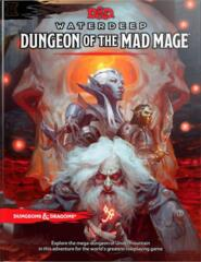5TH ED DUNGEON OF THE MAD MAGE