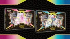 Shining Fates Premium Collections - Shiny Crobat V OR Shiny Dragapult VMAX our choice