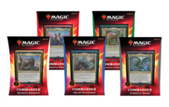 Ikoria Commander 2020 - Set of 5 Decks