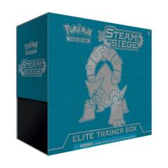 ELITE TRAINER STEAM SIEGE