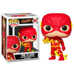POP HEROES DC THE FLASH ELECTRIC