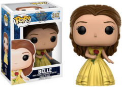 BEAUTY AND THE BEAST BELLE YELLOW