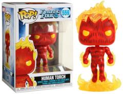 FANTASTIC 4 HUMAN TORCH