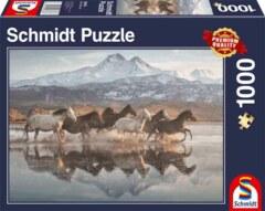 PUZZLE 1000 SCHMIDT HORSES IN CAPPADOCIA