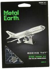 BOEING 747 METALWORK 3D