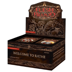 FLESH AND BLOOD WELCOME TO RATHE (UNLIMITED)