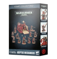 40K START COLLECTING ADEPTUS MECHANICUS