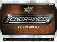 Upper Deck Engrained Box 19-20