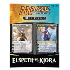 DUEL DECK ELSPETH VS KIORA
