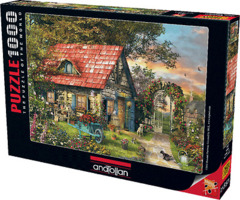 PUZZLE 1000 ANATOLIAN COUNTRY SHED