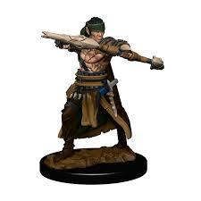 MINI PREMIUM HALF-ELF MALE RANGER