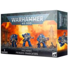 40K SPACE MARINES PRIMARIS ERADICATORS