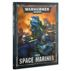 Space Marines: CODEX: Space Marines (2019 HB Edition)
