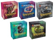 Strixhaven: School of Mages Prerelease From Home Pack *AU HASARD*