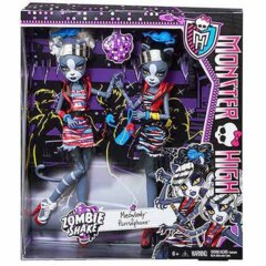 MONSTER HIGH ZOMBIE SHAKE 2-PK