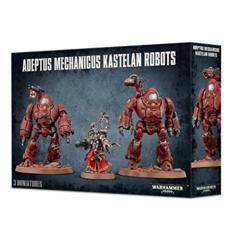40K MECHANICUS KASTELAN ROBOTS