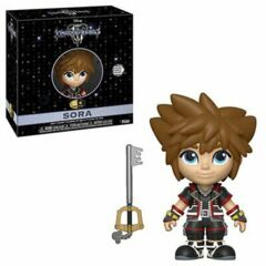 5 STARS KINGDOM HEARTS SORA