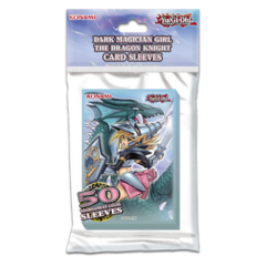DARK MAGICIAN GIRL THE DRAGON KNIGHT (50 sleeves)