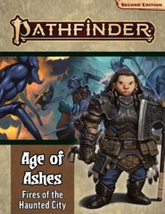 AP AGE OF ASHES FIRES OF THE HAUNTED CITY