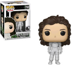 ALIEN RIPLEY IN SPACESUIT