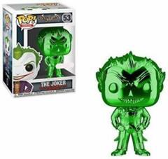 DC THE JOKER GREEN