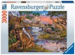 PUZZLE 3000 ANIMAL KINGDOM