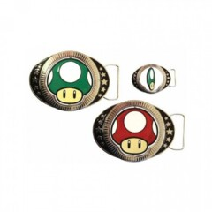 BELT BUCKLE TOAD REVERSIBLE
